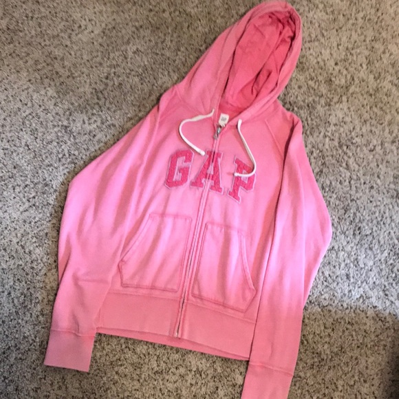 GAP Tops - Zip up hoodie